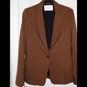 A.L.C 2012 Brown Wool Blazer size 8